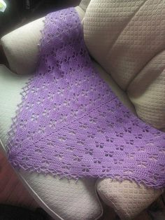 Ravelry: Butterfly Stitch Prayer Shawl pattern by njSharon AND DebiAdams