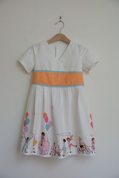 Oliver + S Library Dress | by Lightning McStitch1