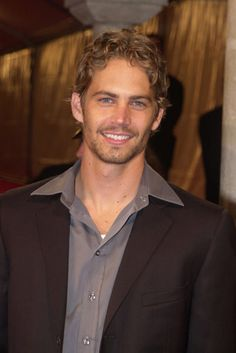 Paul at The Fast & The Furious Premiere Deauville, France, 1st Sept 2001