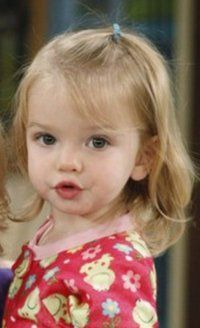 """Mia Talerico- she if from """"Good luck Charlie"""" and she would play my sweet niece, Pastelle."""