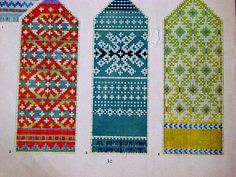 View album on Yandex. Knitting Charts, Knitting Stitches, Knitting Yarn, Knitting Patterns, Knitted Mittens Pattern, Crochet Mittens, Knit Or Crochet, Knit Stranded, Norwegian Knitting