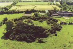 Dowth, fairy mound - Ireland