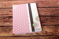 writing journal scrapbook notebook girls diary by Kundasonim