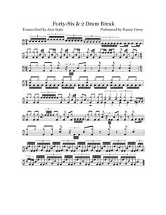 drum transcriptions - Yahoo Image Search Results