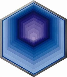 View artworks for sale by Vasarely, Victor Victor Vasarely Hungarian). Victor Vasarely, Spirited Art, Kinetic Art, Illusion Art, Color Theory, Optical Illusions, Cool Patterns, Sacred Geometry, Online Art