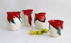 Elnaz Ceramics - ceramic tableware and sculptures of Elnaz Nourizadeh