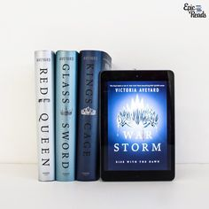 Victoria Gravyard (@VictoriaAveyard) | Twitter Victoria Aveyard Books, Red Queen Victoria Aveyard, I Love Books, Good Books, The Red Queen Series, King Cage, Nyt Bestseller, Queen Love, World On Fire