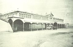 New South Wales Government Meat-Market, Darling Harbour, Sydney 1895 Sydney Australia Travel, Darling Harbour, Historical Pictures, South Wales, East Coast, Old Photos, Past, Travel Tips, History