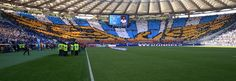 Best soccer Tifos from around the world:     Lazio:   Lazio fans display a stunning eagle tifo ahead of the Rome derby against AS Roma in their penultimate Serie A match of the 2014‐15 season.