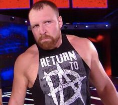 He's Baaaaassaack Dean Ambrose