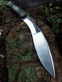 monster kukri from Semutnya Hitam [Indonesian Knife Maker]