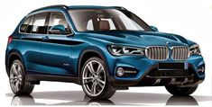 Cool BMW 2017: 2016 BMW X1 Rendering   Newest Cars 2016 Cars
