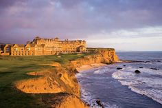 Ritz Carlton, Halfmoon Bay, great golf and a chance to make s'mores by the fire pit!  A quiet place to get away.