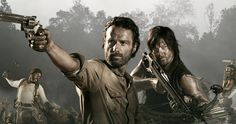Will The Walking Dead Survivors Find Hope in the Season 4 Finale? -- The group is scattered and left to fend for themselves. Executive producer Robert Kirkman teases their fate, and hints that better days may be on the way. -- http://wtch.it/woQgJ