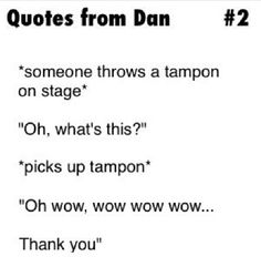 #DanSmith #Bastillelive ... lol, some silly crazy fangirl ... so silly ... never to this point
