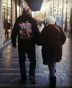 Metalhead till the end.......