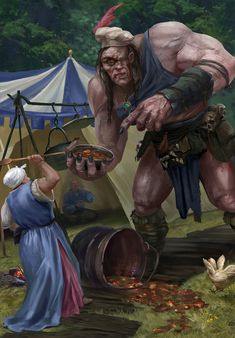 Play GWENT — a strategy card game of choices and consequences, where skill, not luck, is your greatest weapon. My Fantasy World, Fantasy Rpg, Fantasy Artwork, The Elder Scrolls, Witcher Art, The Witcher, Dnd Dragons, Dungeons And Dragons, Weird Creatures