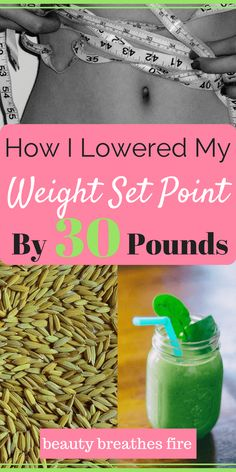 How I lost 30lbs without a diet, my unique approach to lose weight and reset the metabolism. Click through or repin for later!