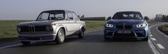 Galerie: Test Rencontre BMW 2002 Turbo - BMW M2