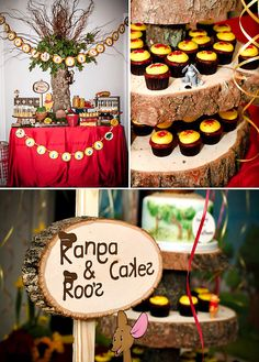 {Hundred Acre Wood} Winnie the Pooh Birthday Party, super adorable!!!