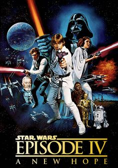 Star Wars - Episode IV - A New Hope - Mini Print B
