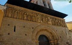 Iglesia de Santiago. Carrión de los Condes.