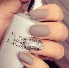 nails, glitter, and victoria secret image