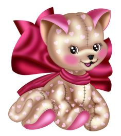 5948199_PPS_CH6_1_ (622x700, 352Kb) Cute Images, Cute Pictures, Cute Cartoon Drawings, Cartoon Cats, Teddy Bear Drawing, Love Heart, Cats And Kittens, Princess Peach, Whimsical