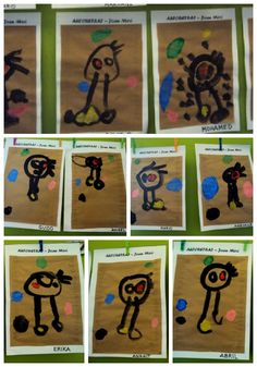 Resultado de imagen para portada infantil descobrindo o arte