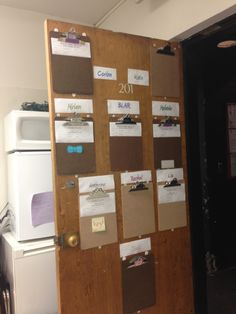 Need to find one of the 9 Stage Managers in the office...check the door for our schedules.