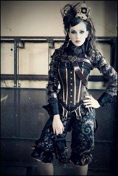 victorian punk fashions | neo victorian clothing | Steampunk Fashion Shop