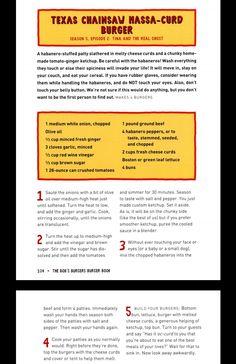 lexesnextdoor ✨ Copycat Recipes, My Recipes, Recipies, Favorite Recipes, Bobs Burgers Recipes, Sandwich Recipes, Yummy Yummy, Delish, Cheese Curds
