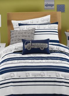 For the big boy bed?