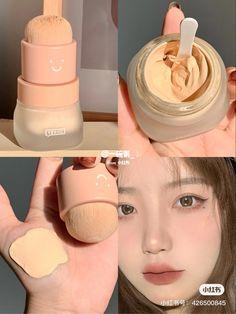 Sparkly Makeup, Peach Makeup, Soft Makeup, Makeup Kit, Kawaii Makeup, Cute Makeup, Pretty Makeup, Makeup Korean Style, Asian Makeup