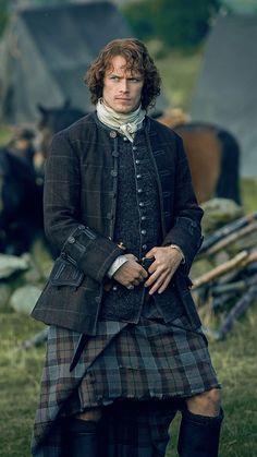 Outlander Costume on