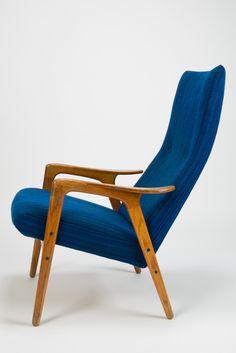 Lounge Chair | Yngve Ekström for Swedese