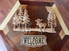Moose Wall Decor moose wood carving inside arrowhead wall hanging - rustic cabin