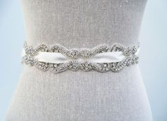 20 dress sashes your bridal store won't carry. Most of these are just gorgeous!!