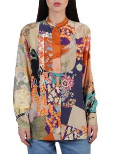 GUCCI Gucci Shirt Orange. #gucci #cloth #shirts
