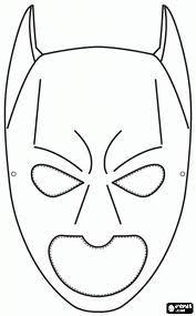 Masker jongens spooktocht