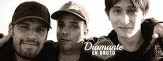 Diamante en Bruto: Banda de Rock de Medellín.