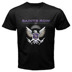 Saints Row IV Tshirt Saints Row 4, Summer Clothes, Summer Outfits, Gore Tex Jacket, The Row, Video Game, Nerd, Games, Street