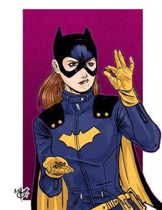 New New 52 Batgirl by SketchyMcDrawpants on deviantART Nightwing, Batman And Batgirl, Batman Comics, Batwoman, Gotham Batman, Batman Robin, Barbara Gordon, Comic Books Art, Comic Art
