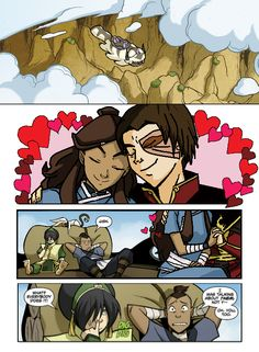 I had too much fun with this. xD Sorry! Avatar Zuko, Avatar Airbender, Zuko And Katara, Avatar Funny, Zutara Fanfiction, The Last Avatar, Avatar World, Avatar Series, Korrasami