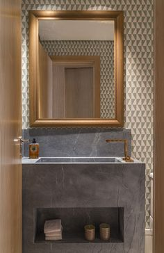 estdio lorena couto se inspira em lavabo cuba esculpida metais cobre in