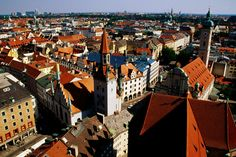 Munich - I'll be there this summer!