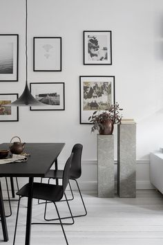 7 Stylish Dining Rooms