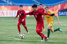 Nhìn U23 Việt Nam, báo Trung Quốc nhận định phũ phàng