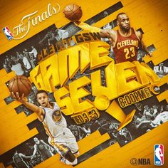 NBA - This is it... #ThisIsWhyWePlay  Game 7 of the 2016 #NBAFinals tips off at 8pm/et on ABC! #AllIn216 #DubNation