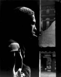 Red Jackson, Harlem, New York, 1948 (by Gordon Parks)